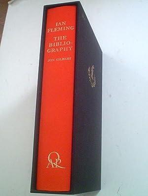 IAN FLEMING. THE BIBLIOGRAPHY. Preface by Fergus: GILBERT. JON.