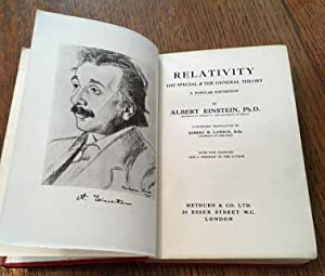 RELATIVITY. The Special and the General Theory.: EINSTEIN. ALBERT.