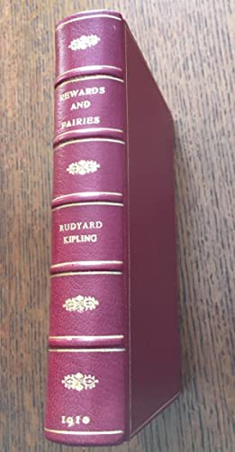 REWARDS AND FAIRIES.: KIPLING. RUDYARD.