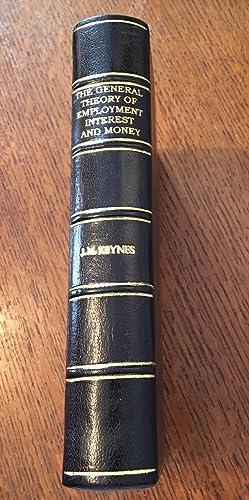 THE GENERAL THEORY OF EMPLOYMENT INTEREST AND: KEYNES. JOHN MAYNARD.
