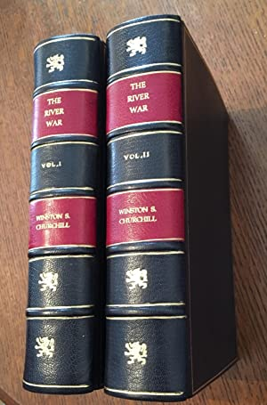 THE RIVER WAR. An Account of the: CHURCHILL. WINSTON. SPENCER.