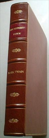THE ADVENTURES OF HUCKLEBERRY FINN. Tom Sawyer's: TWAIN. MARK.; .