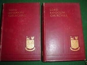 LORD RANDOLPH CHURCHILL.: CHURCHILL. WINSTON. S.;