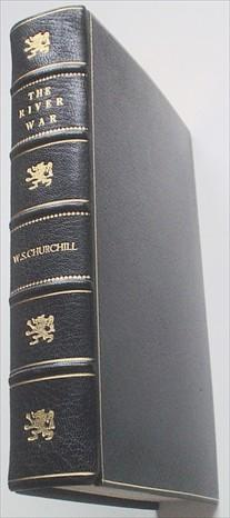 THE RIVER WAR. An account of the: CHURCHILL. WINSTON. S.;
