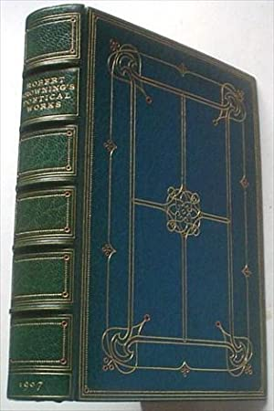 THE POETICAL WORKS. With Portraits.: BROWNING. ROBERT.
