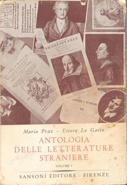 Antologia delle letterature straniere. Volume II