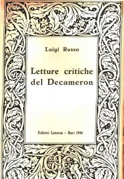 Letture critiche del Decameron: Luigi RUSSO
