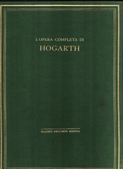 L'opera completa di Hogarth pittore - presentazione: AA.VV.