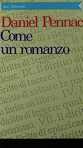 Come un romanzo - traduzione di Yasmina: Daniel PENNAC