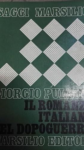 Il romanzo italiano del dopoguerra (1940-1960) con: Giorgio PULLINI