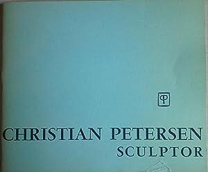 Christian Petersen Sculptor: Geraldine L. Wilson