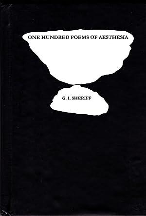 One Hundred Poems of Aesthesia: G. I. Sheriff