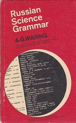 Russian Science Grammar: A. G. Waring