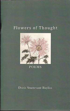 Flowers of Thought: Poems: Doris Sturtevant Bayliss