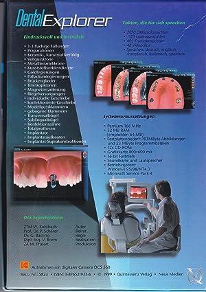 Dental Explorer, Ver. 1.0 (CD-ROM): Wolfgang Kohlbach
