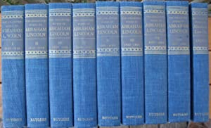 The Collected Works of Abraham Lincoln (9 Volume Set): Roy A. Basler (editor)