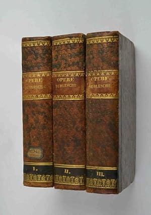 Il primo (-secondo e terzo) libro dell'opere