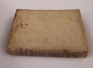 De la filosofia morale libri dieci sopra: FIGLIUCCI FELICE.