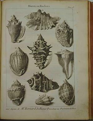 L'histoire naturelle éclaircie dans une de ses: DEZALLIER D'ARGENVILLE ANTOINE