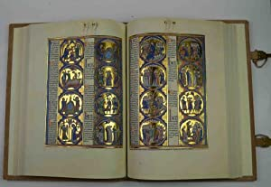 Biblia de Saint Luis - Bible of Saint Louis.