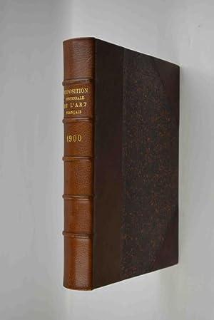 Exposition centennale de l'art francais 1800-1900.: MARX ROGER.