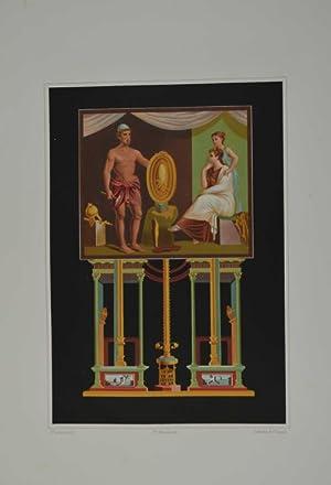 Le case ed i monumenti di Pompei disegnati e descritti.: NICCOLINI ANTONIO.