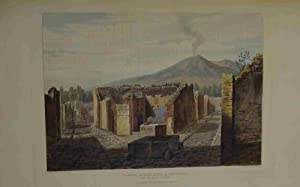 Pompeii, illustrated with picturesque views  from the original drawings of Lieut. Col. Cockburn  ...