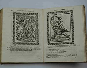 Imagini delli dei de gl'antichi Ridotte da: CARTARI VINCENZO.