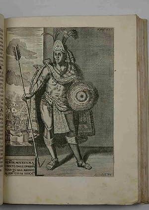 Istoria della conquista del Messico, della popolazione,: DE SOLIS ANTONIO.