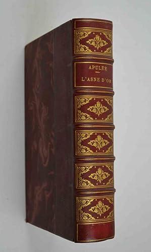 Les métamorphoses ou l'asne d'or de Luce: APULEIUS LUCIUS.