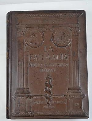 La Farmacia storica ed artistica italiana.: PEDRAZZINI CARLO.