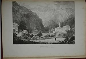 Views in the Valley of Aosta. Drawn from nature by Major Cockburne, and on Stone by A. Aglio and ...
