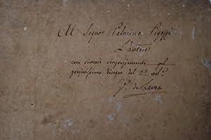 Vita del Cavaliere Giambattista Bodoni tipografo italiano e catalogo cronologico delle sue edizioni...