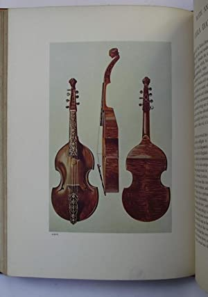 Musical instruments. Historic, Rare and Unique. Illustrated by a series of forty-eight plates in ...