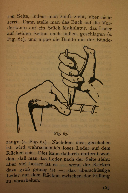 Der Bucheinband und die Pflege des Buches.: Cockerell, Douglas.