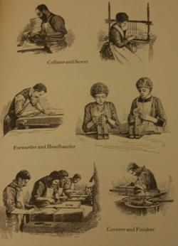 The Zaehnsdorfs (1842-1947). Craft Bookbinders.