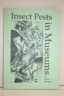 Insect Pests in Museums.