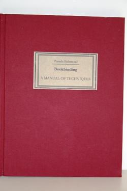 Bookbinding. A Manual Of Techniques.