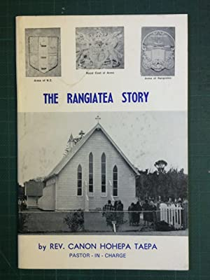 The Rangiatea Story: Rev. Canon Hohepa