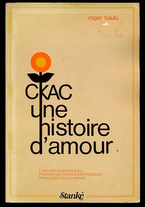 Ckac Une Histoire Damour Lhistoire