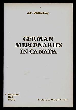 German Mercenaries in Canada9: Wilhelmy, Jean-Pierre