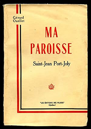 Ma Paroisse Saint Jean Port Joly: Ouellet Gérard