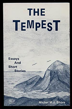 short essay on the tempest Look at a few of the many passages in the play in which there is mention of noises, sound, or music focusing on one or two characters, discuss the role of noise in the tempest.