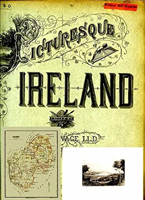 Picturesque Ireland counties of Cork, King's County,: Savage, John (