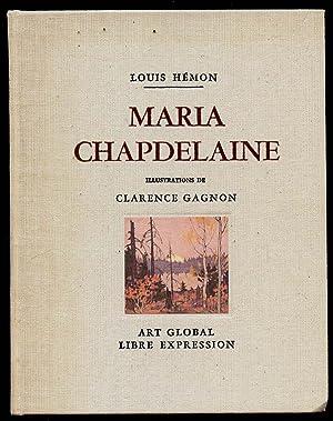 Maria Chapdelaine: Hémon, Louis