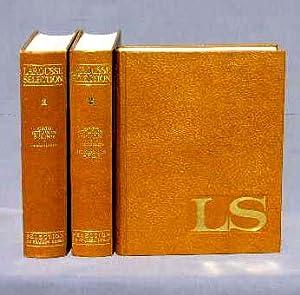 Nouveau dictionnaire encyclopédique Larousse Sélection ; Trois Volumes En Couleurs: ...