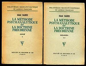 La méthode psychanalytique et la doctrine Freudienne.: DALBIEZ Roland