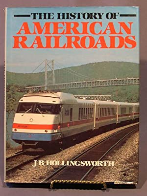 the history of railroads in america Railroad history by richard jensen  iron road to the west : american railroads in the 1850's (1978) american railroads (2nd ed 1997) good, brief overview.