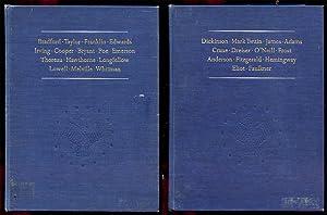Major Writers Of America - 2 Volume: Miller Perry Editor
