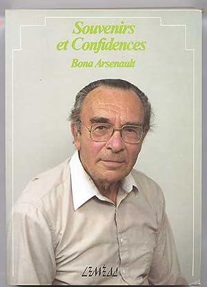 Souvenirs et Confidences: Arsenault, Bona